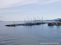 Benitses Harbour