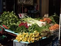 Fruit and Veg - Corfu Market