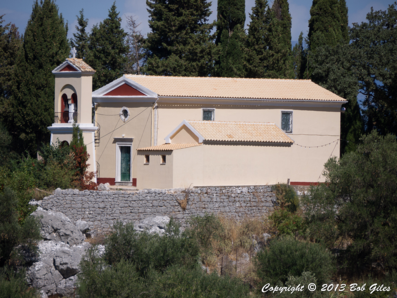 Agios Athanasios Church, Loutses