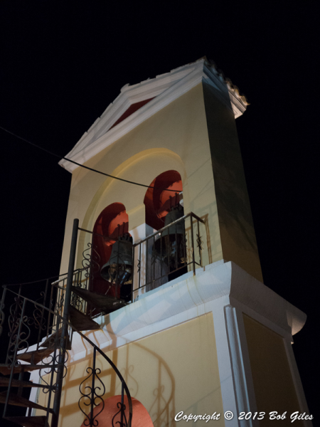 Agios Athanasios Church Bell Tower, Loutses