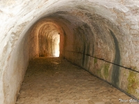 Tunnel in New Fortress