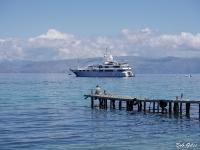 MV 'Starfire' Moored off Boukari
