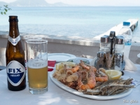 Seafood Meze - Kalami Fish Taverna