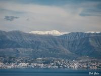 Snow in Albania