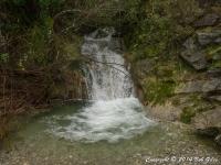 Nymfes Waterfalls