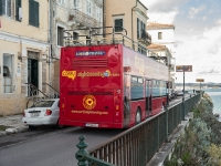 Open-Top Tour Bus - Mouragia