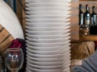 Plates Ready for Smashing!