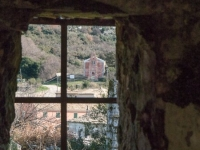 View From Derelict Church - Old Peritheia